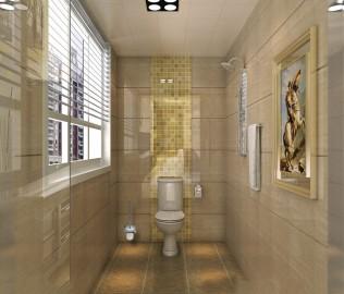 丰华卫浴,马桶刷,铜镀铬