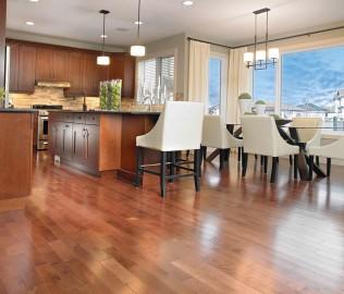 必美地板,复合实木,巴西红木