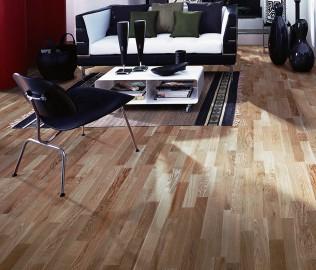 必美地板,复合实木,胡桃木