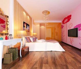 复合实木,必美地板,柚木材质