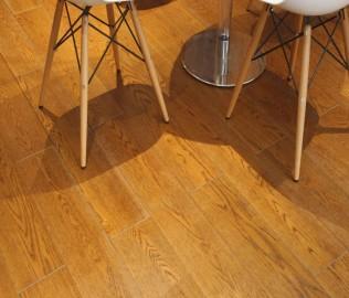 大自然,实木地板,适用地暖