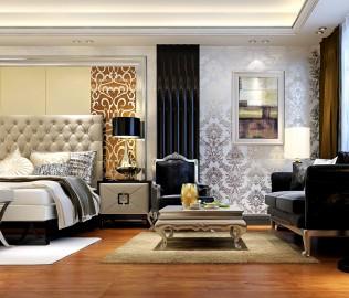 三层复合,必美地板,橡木材质
