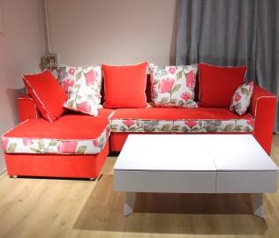 半日沙发,双人位,沙发床