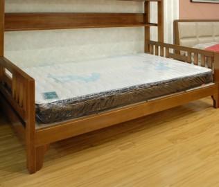 大自然,棕床垫,棉布面料