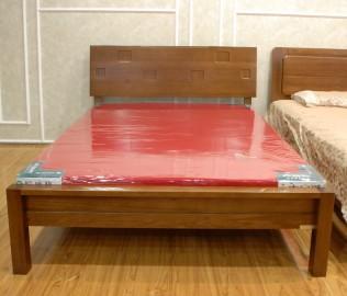 大自然,床,床架