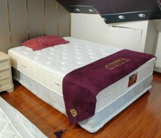 蕾丝床垫,双人床垫,弹簧床垫