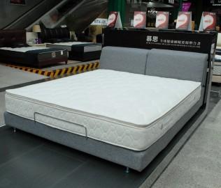 慕思凯奇,弹簧床垫,冬夏两用