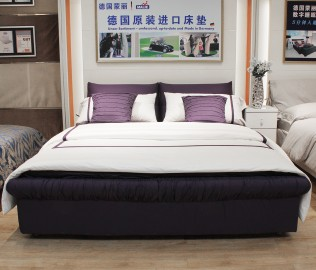 蒙丽,床垫,五区弹簧