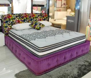 爱依瑞斯,双人床垫,乳胶床垫