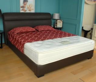 邓禄普,床架,皮质床架