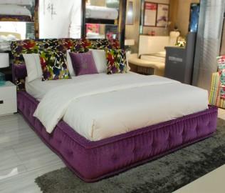 爱依瑞斯,双人床,床架