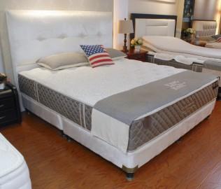 金可儿,弹簧床垫,双人床垫