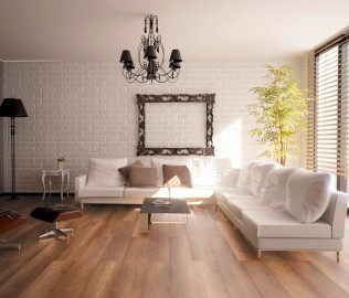 必美地板,实木复合,玛宝木