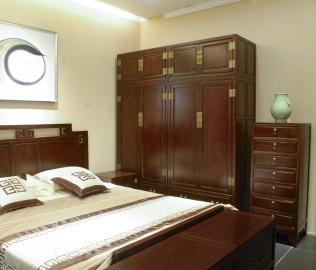 兰鼎犀,榆木,中式家具