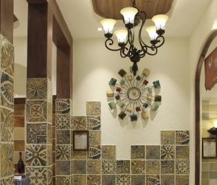 玛拉兹,瓷砖,墙砖