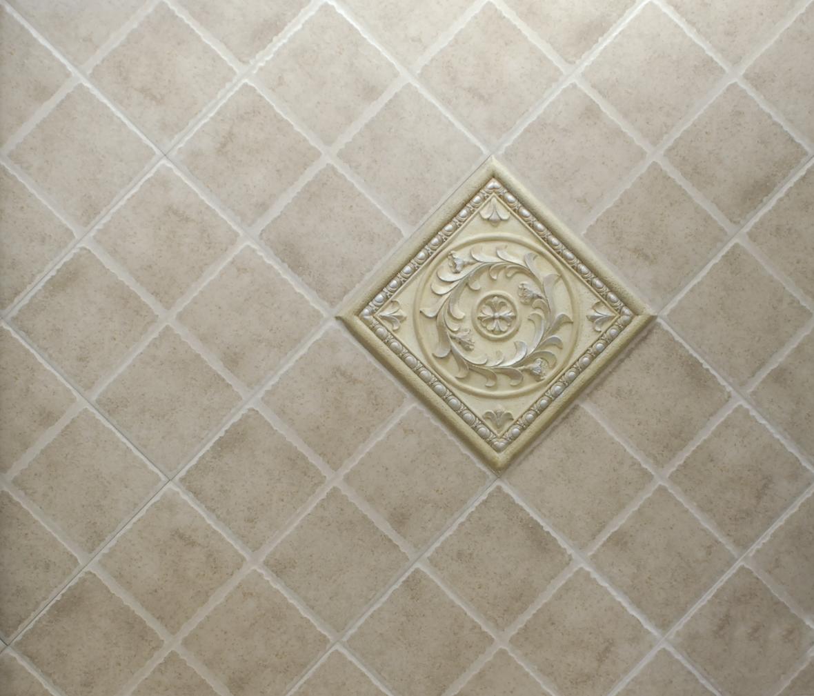 欧式卫生间墙砖贴图素材