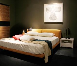 尚景家具,板木家具,床头柜