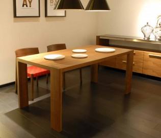 尚景家具,实木家具,餐桌