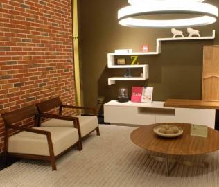 尚景家具,实木家具,休闲椅