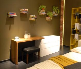 尚景家具,实木家具,妆台