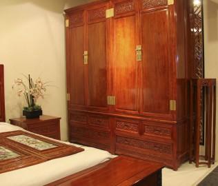 友联家具,花梨木,中式古典