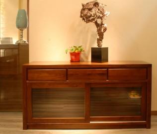 江南宜家,餐边柜,实木家具