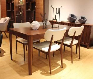 光禾梵度,餐椅,实木家具