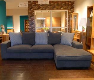 小桔灯,沙发,躺位沙发