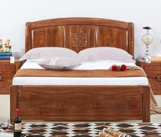 光明家具,双人床,床架