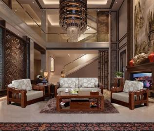 光明家具,中式家具,沙发