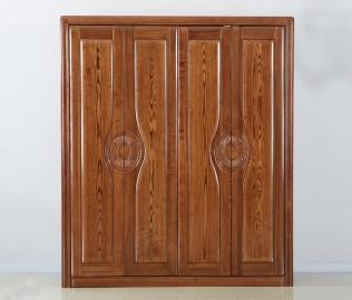 光明家具,衣柜组合,实木家具