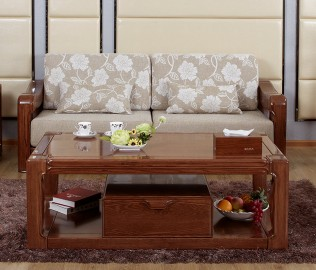 光明家具,实木家具,茶几