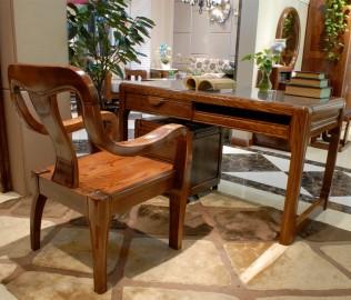 光明家具,中式家具,电脑桌