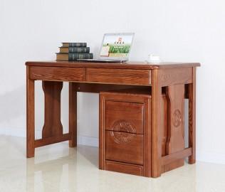 光明,实木桌,书桌