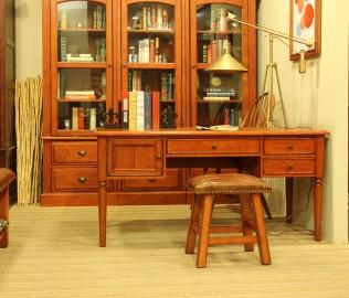 奶酪王国,实木家具,马凳