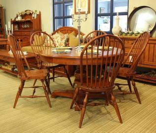 奶酪王国,实木家具,餐椅