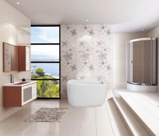 九牧,一体浴缸,浴缸