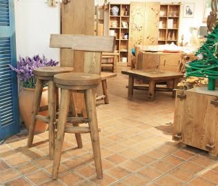 琢木家具,吧椅,餐厅家具