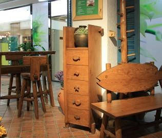 琢木家具,实木家具,柜