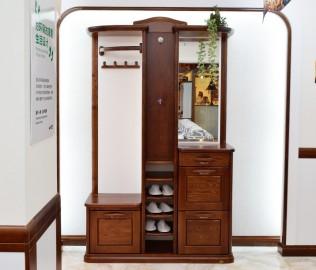 双叶家具,门厅柜,实木柜