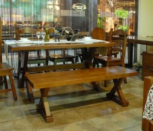 森林之源,条凳,实木家具