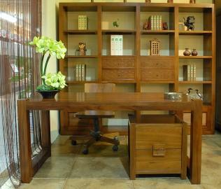 森林之源,文件柜,实木家具