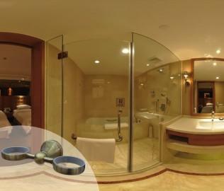 晾霸,双杯,浴室挂件
