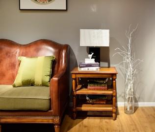 黎曼,实木家具,床边柜