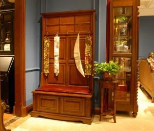 北卡罗,实木家具,柜子