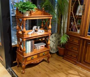 黎曼,实木家具,书架