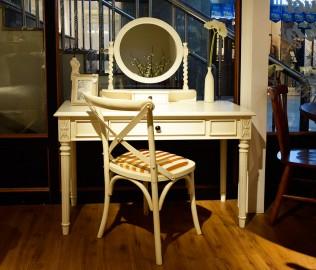 黎曼,实木家具,梳妆台