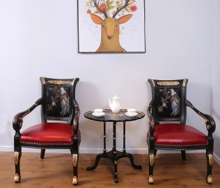 黎曼,实木家具,椅子