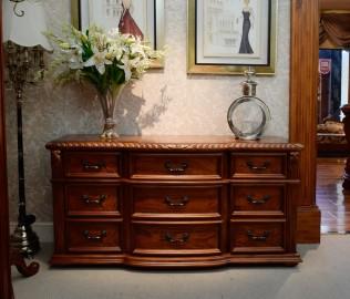 伯爵庄园,斗柜,实木家具