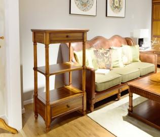 黎曼,实木家具,矮柜